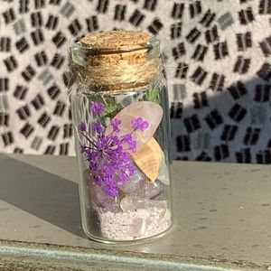 Protection Spell Jar for Happiness